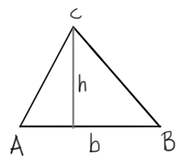 Simple triangle